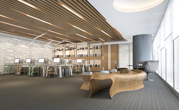 desain interior kantor berkualitas