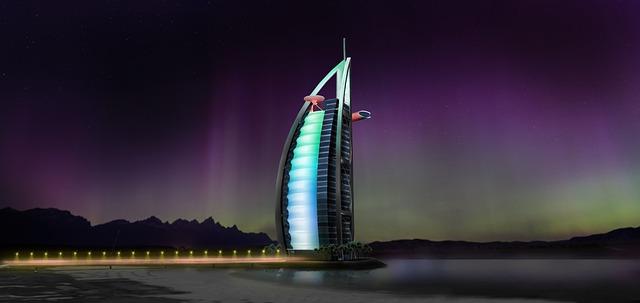 Contoh Desain Arsitektur Futuristik